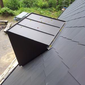 Das Dach ist die Krone eines Bauwerkes